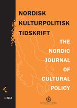 nordisk kulturpolitisk