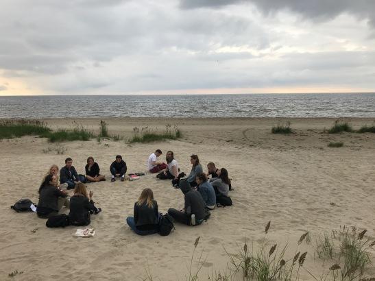 2017 jurmala beach trauma and revival group